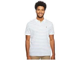 Polo Ralph Lauren Pima Polo Short Sleeve Knit Men's Clothing