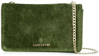 Lancaster flap clutch bag