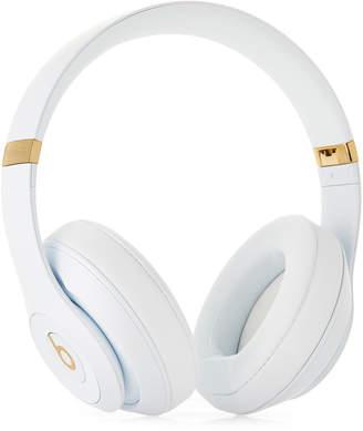 Beats By Dre White Studio3 Wireless Headphones