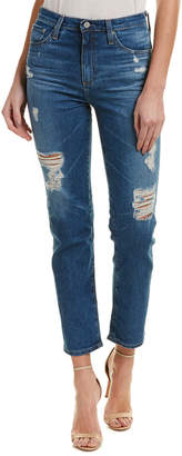 AG Jeans Phoebe 12 Years Aroma High-Rise Tapered Leg