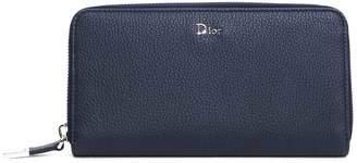 Christian Dior Zip-around Wallet
