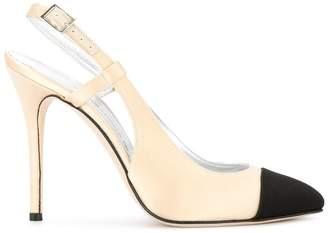 Alessandra Rich pointed stiletto pumps