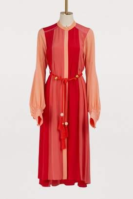 Peter Pilotto Silk shirt dress