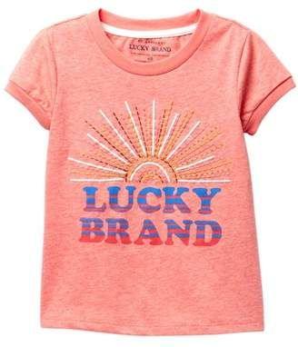 Lucky Brand Maisie Tee (Little Girls)