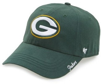 Women's '47 Green Bay Packers Cap - Green $25 thestylecure.com