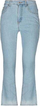 ATTICO Denim pants - Item 42698273DF
