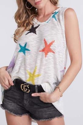 Bibi Star Knit Top