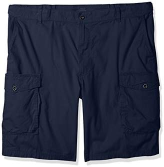 Izod Men's Big and Tall Saltwater Ripstop Cargo Short