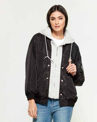 Emory Park Sweatshirt Lined Jacket