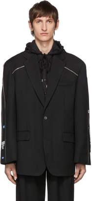 ADER error Black Zip Blazer