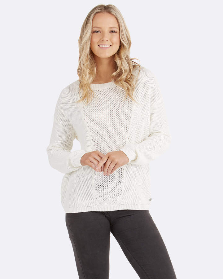 Roxy Womens Deserve Good Things Knit Jumper