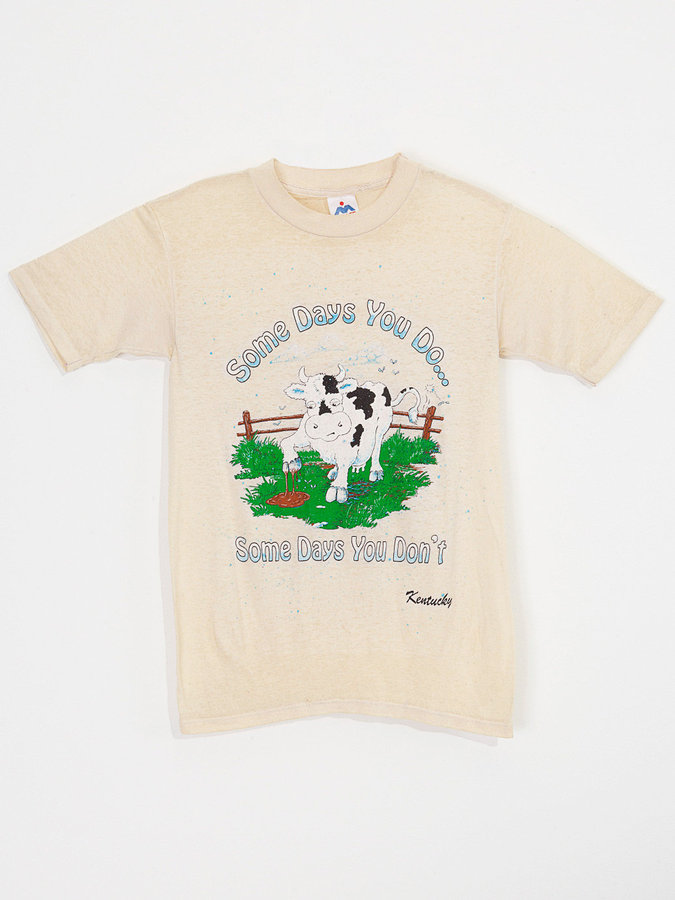 American Apparel Vintage Kentucky Some Days You Do T-Shirt