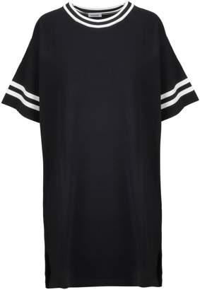 P.A.R.O.S.H. Stripe Trim T-shirt Dress