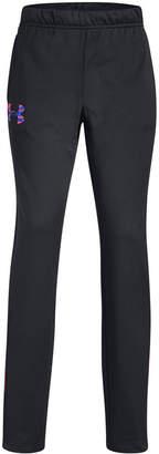Under Armour Big Girls Novelty Track Pants