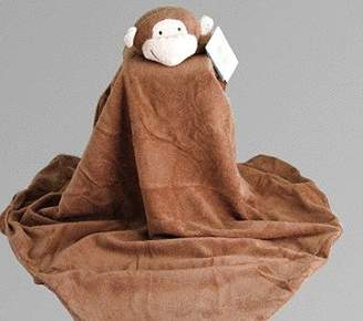 Angel Dear Napping Blanket - Dark Monkey