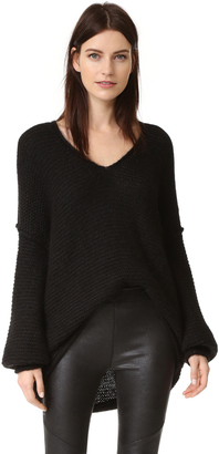 Free People All Mine Sweater $128 thestylecure.com