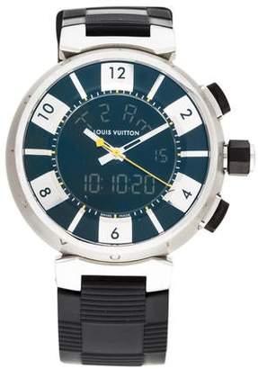 Louis Vuitton Tambour Digital Watch