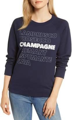 J.Crew Champagne Sweatshirt