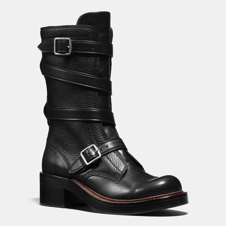 Coach  COACH Coach Moto Boot