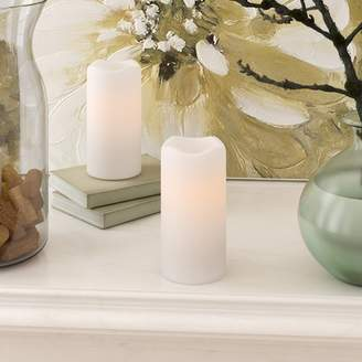 Ophelia & Co. LED Scented Flameless Pillar Candle
