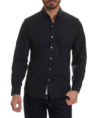 Robert Graham Phelan Tailored Fit Woven Shirt