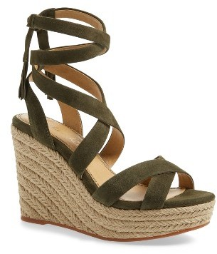 Women's Splendid Janice Espadrille Wedge Sandal $137.95 thestylecure.com
