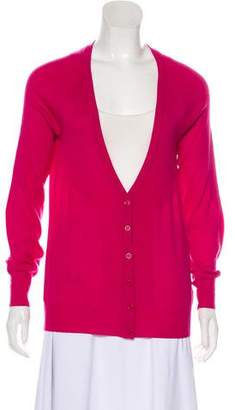 See by Chloe Wool Button-Up Cardigan