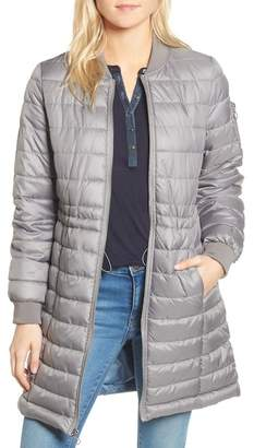Kenneth Cole New York Lightweight Quilted Puffer Coat
