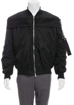 Givenchy Utility Bomber Jacket