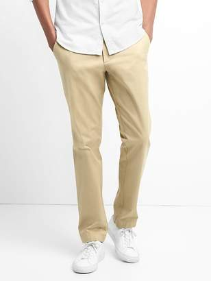 Gap Original Khakis in Athletic Fit with GapFlex