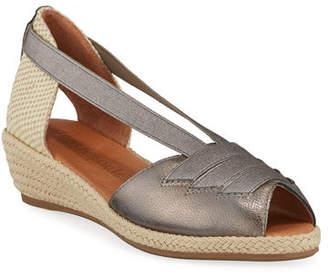 Gentle Souls Luci Espadrille Leather Sandals