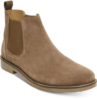 Steve Madden Men Nevada Suede Chelsea Boots Men Shoes