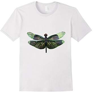 JET Colorful Dragon Fly Tee Shirt DRAGONFLY