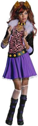 Monster High Clawdeen Wolf - Child Costume