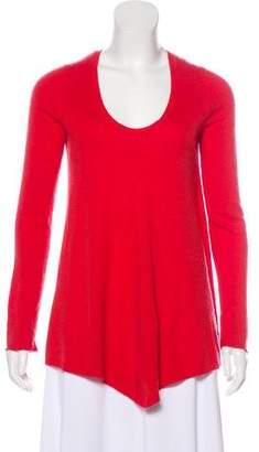White + Warren Cashmere Tunic Sweater