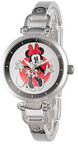 Disney Minnie Mouse Women's Bracelet Watch $59.99 thestylecure.com