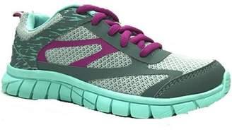 Danskin Toddler Girls' Overlay Athletic Shoe