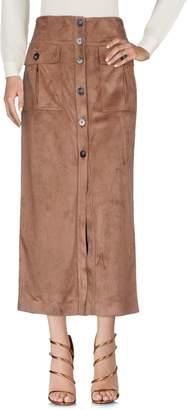 Atos Lombardini VIOLET Long skirts
