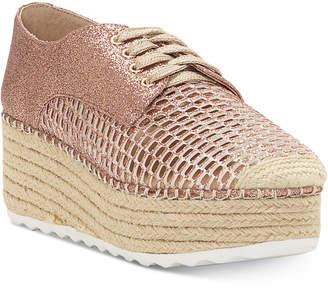 INC International Concepts I.n.c. Women's Abrelia Espadrille Platform Sneakers, Created for Macy's Women's Shoes