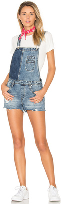 BLANKNYC Denim Overall $88 thestylecure.com