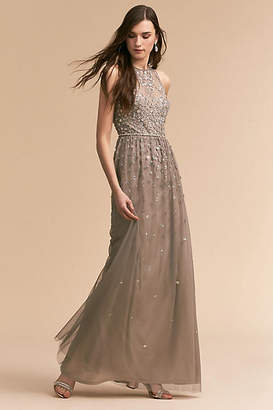 Anthropologie Ginny Wedding Guest Dress