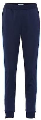 Prada Zip-cuff sweatpants