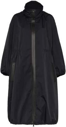 Bottega Veneta zipped oversize coat