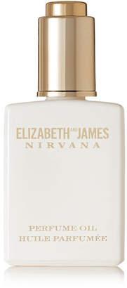 Elizabeth and James Nirvana - Nirvana White Perfume Oil - Peony, Muguet & Tender Musk, 14ml