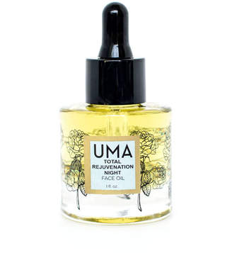 UMA Oils Total Rejuvenation Night Face Oil, 1.0 oz./ 30 mL