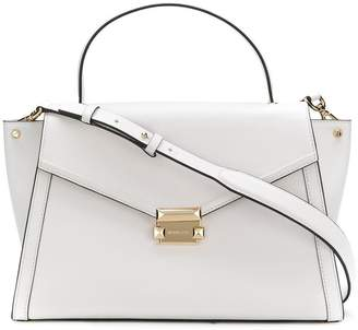 MICHAEL Michael Kors Whitney large satchel