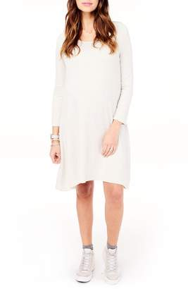 Ingrid & Isabel R) Maternity Trapeze Dress