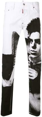 DSQUARED2 Wild Dean Cool Guy jeans