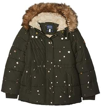 Joules Girl's Stella Coat, (Manufacturer Size:6)