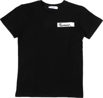 Numero 00 T-shirts - Item 12102310SI